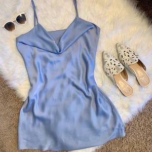 Urban Outfitters Silk Dress